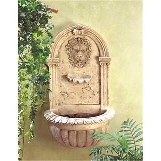 SWM 32428 Lion Head Wall Fountain