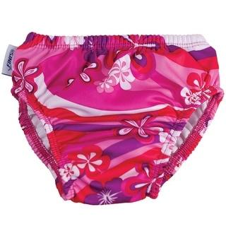 FINIS Reusable Swim Diaper - Flower Power