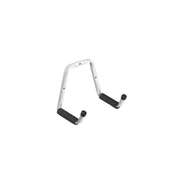 "Richelieu 2275-BC 8-7/8"" Long Universal Tool Hook - White"