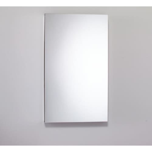 """Robern MC1630D4FPLE2 M Series 30"""" Left Hand Mounted Aluminum Lighted Medicine Cabinet with LED Timed Night Light"""