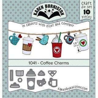 Coffee Charms - Karen Burniston Dies