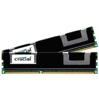 32Gb Kit (16Gbx2), 240-Pin Dimm, Ddr3 Pc3-14900 Memory Module
