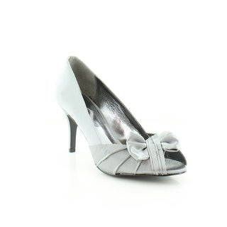 Nina Futura Women's Heels Light Pewter