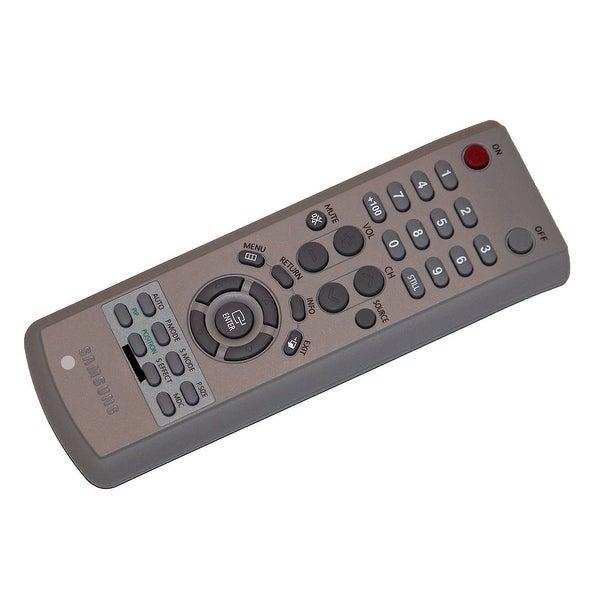 OEM Samsung Remote Control: PPM63M7FB, PPM63M7FBX/XAA