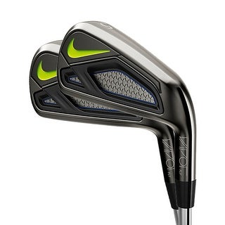 New Nike Vapor Fly Irons RH 4-PW,AW,SW w/ Fubuki Z 70 Senior Graphite Shafts