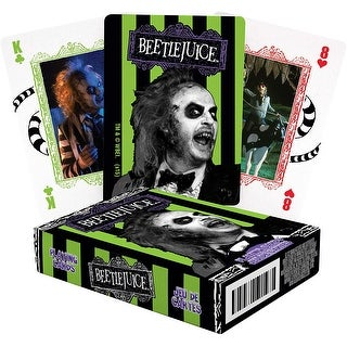 Link to Beetlejuice Playing Cards - Multi Similar Items in Casino Games