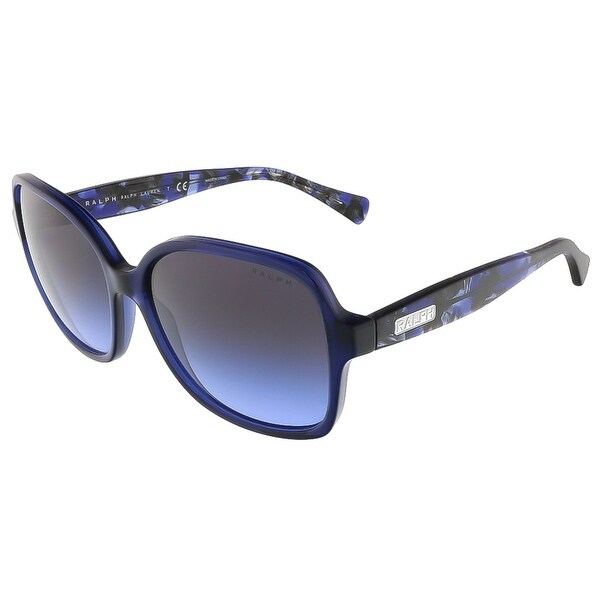 Ralph Lauren RA5186 132079 Electric Blue Square sunglasses - 57-16-135