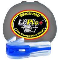Brain Pad LoPro+ Mouthguard - Blue