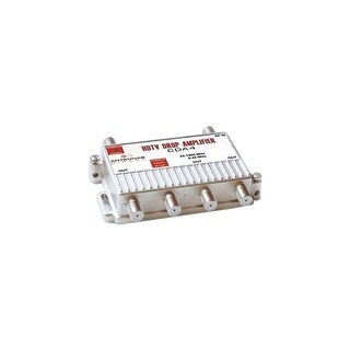 Antennas Direct ADICDA4S Antennas Direct CDA4 4-Way Output TV-CATV Distribution Amplifier