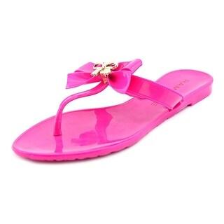 Rampage Orbinsky Open Toe Synthetic Thong Sandal