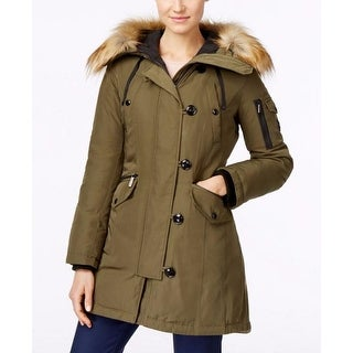 Michael Michael Kors Olive Down Coat 2XL