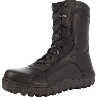 "Rocky Tactical Boots Mens 9"" S2V Flight Opps ST Black FQ0006202"
