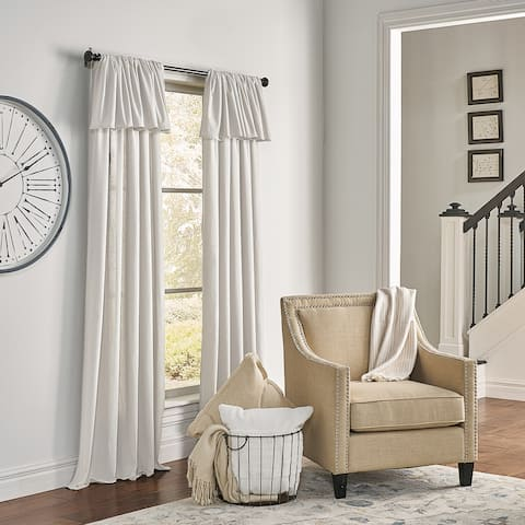 Mercantile Drop Cloth Curtain Panel