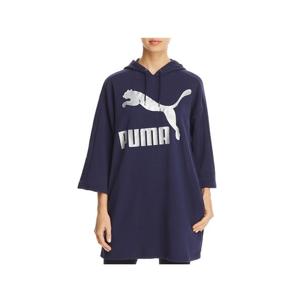 Shop Puma Womens Dress Oversized Fitness - Free Shipping On Orders ... f4869d79be