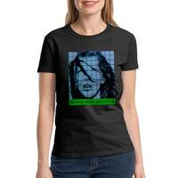 The Fifth Element Search Mode Women's Black T-shirt
