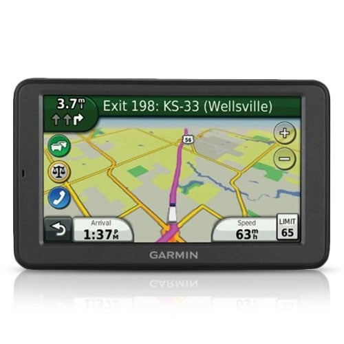 Refurbished Garmin Dezl 560LMT Widescreen Bluetooth Portable Trucking GPS Navigator