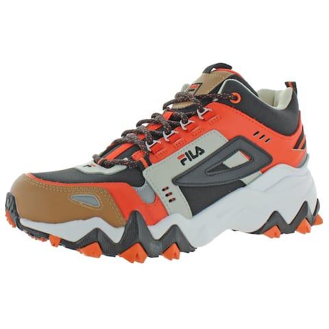 Fila Mens Oakmont TR Mid Athletic Shoes Lifestyle Casual