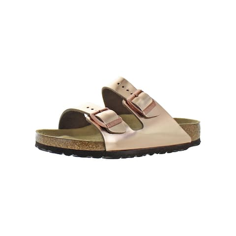 b9d2efe16786 Birkenstock Womens Arizona Footbed Sandals Birko-Flor Casual