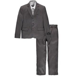 Kids World of USA Boys 4-7 5-Piece Suit