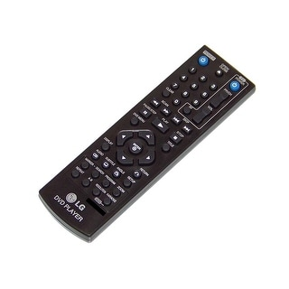 OEM LG Remote Control Originally Shipped With: DN788, DV288HNT, DNK-899, DNK899