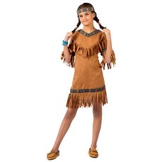Native American Princess Girls Indian Costume
