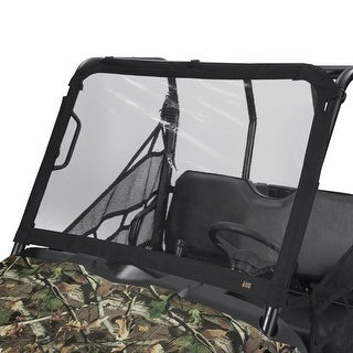 Classic Accessories UTV Front Windshield - Polaris Ranger 800 - 18-099-010401-00