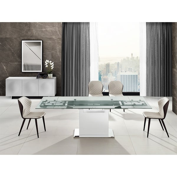 OLIVIA motorized dining table. Opens flyout.