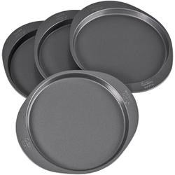 """Round 8"""" - Easy Layers Cake Pans 4/Pkg"""