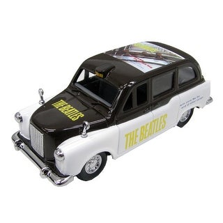 The Beatles Famous Covers Diecast 1:36 Scale Taxi: Please Please Me - Multi