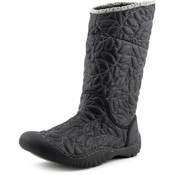 JBU by Jambu Walnut Women Black Snow Boots