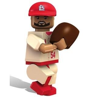 St. Louis Cardinals MLB OYO Minifigure Jamie Garcia - multi