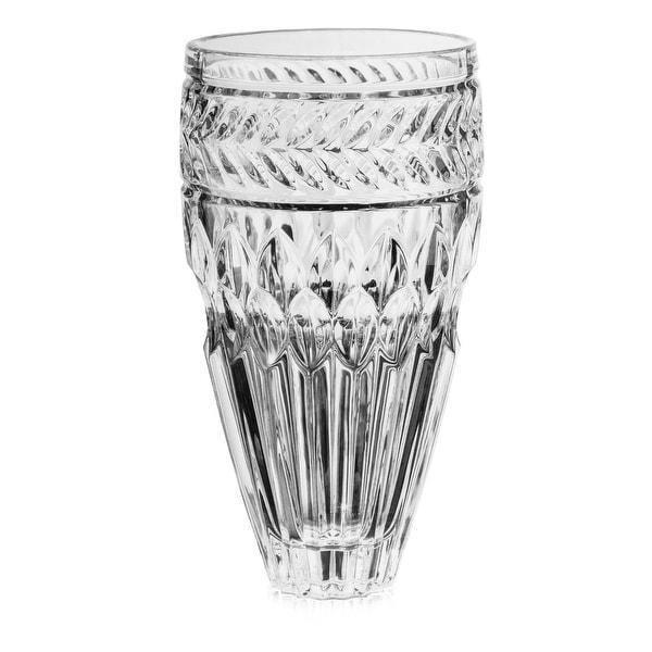 Godinger Symphony Crystal Vase