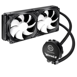 Thermaltake Water 3.0 Extreme S 240Mm Aio Liquid Cooling System Cpu Cooler Clw0224-B