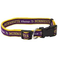 NFL Minnesota Vikings Pet Collar