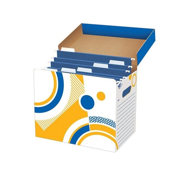 File N Save System File Folder Box