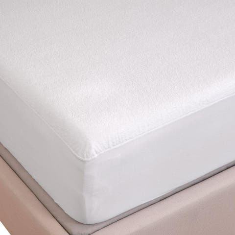 Bare Home Wholesale Mattress Protectors, Waterproof & Vinyl Free, Bulk Pack