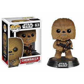 Funko POP Star Wars The Force Awakens Chewbacca Vinyl Figure