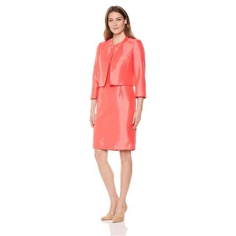Le Suit Womens Fly Away Dress Suit