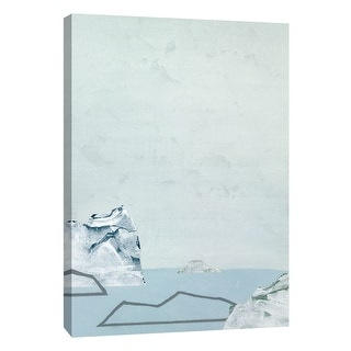 "PTM Images 9-108511  PTM Canvas Collection 10"" x 8"" - ""Formations 2"" Giclee Nautical and Ocean Art Print on Canvas"