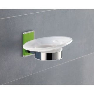 Nameeks 7811 Gedy Collection Wall Mounted Soap Dish (More options available)