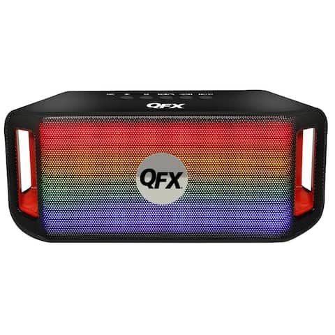 QFX SOUND Burst Portable Bluetooth Speaker