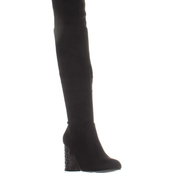 Carlos by Carlos Santana Quantum Fashion Boots, Black
