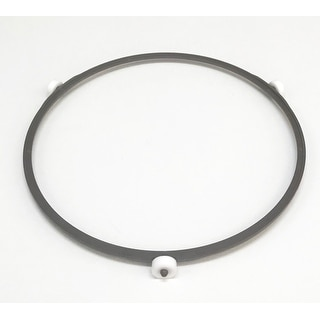 OEM LG Microwave Roller Ring Shipped With MVH1615WW, MVH1670ST