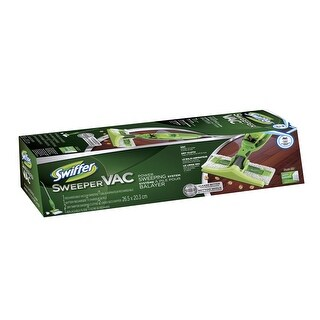 Swiffer 04815 SweeperVac Rechargeable Cordless Vacuum Starter Kit