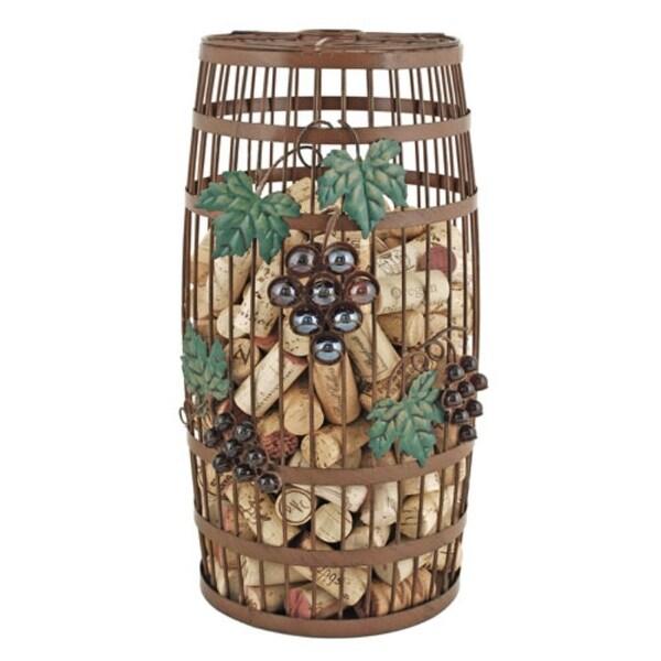 Grapevine: Barrel Cork Holder