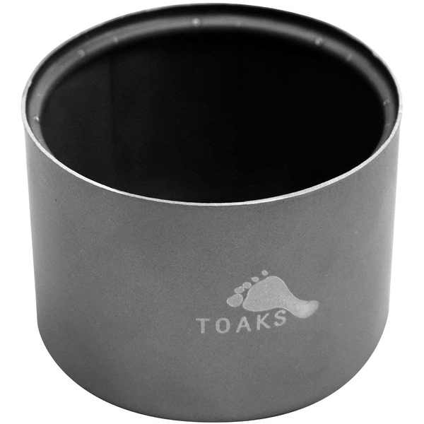 TOAKS Titanium Siphon Alcohol Stove STV-01 - Outdoor Camping - One Size