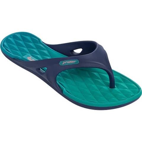 Rider Women's Monza III Thong Sandal Blue