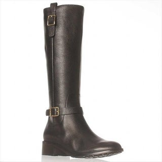 Cole Haan Kenmare Riding Boots, Black