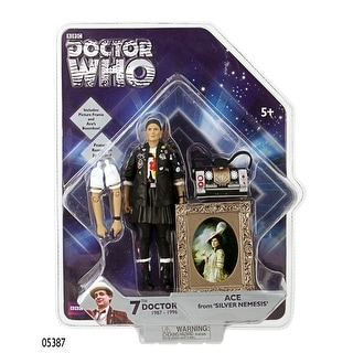"""Doctor Who 5"""" Action Figure: Ace from Silver Nemesis - multi"""