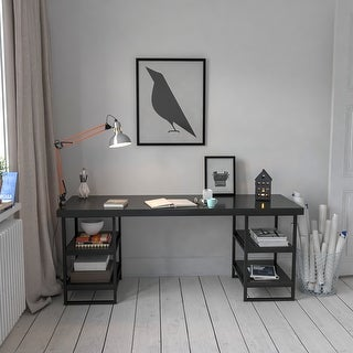 Link to SavaHome Bard Study Desk Similar Items in Desks & Computer Tables